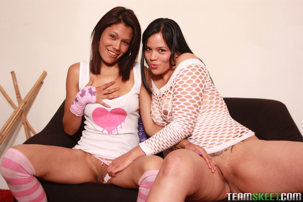 First lesbian experience with best friend 2 4